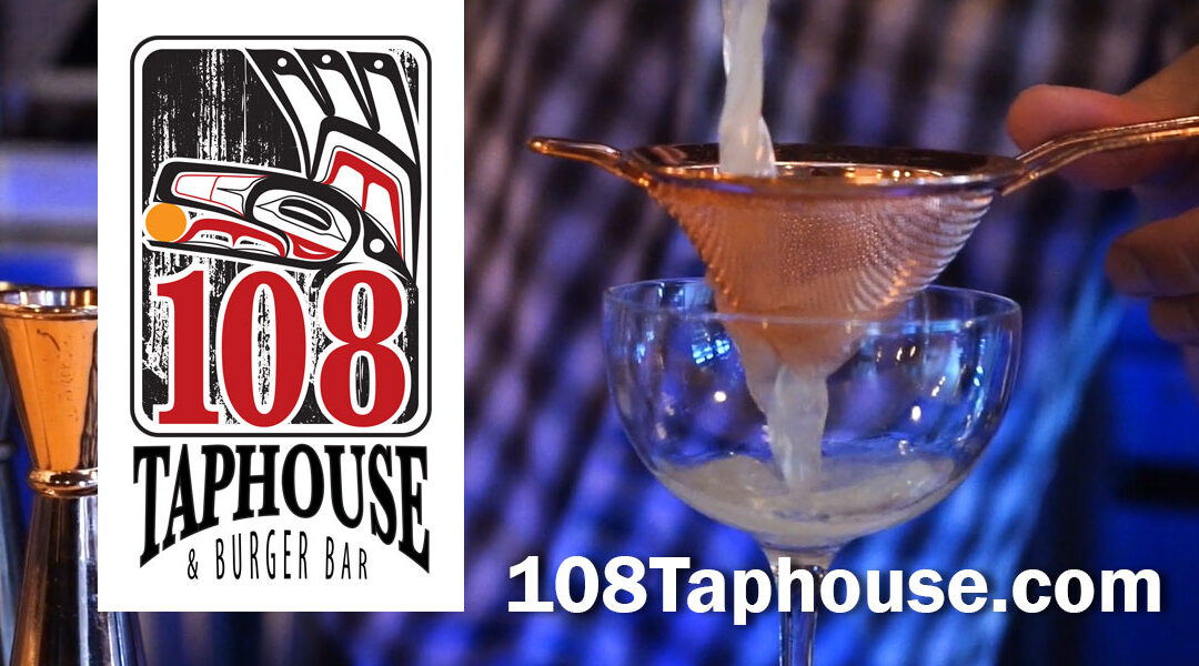 108 Taphouse and Burger Bar Debuts a New Website