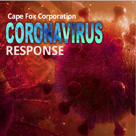 Cape Fox Corporation Coronavirus Response
