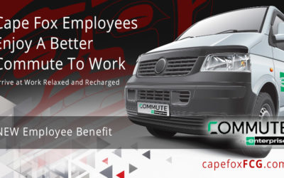 Cape Fox Offers a New Employee Benefit