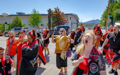 Recognition for CFC's Spirit at Annual 4th of July Parade