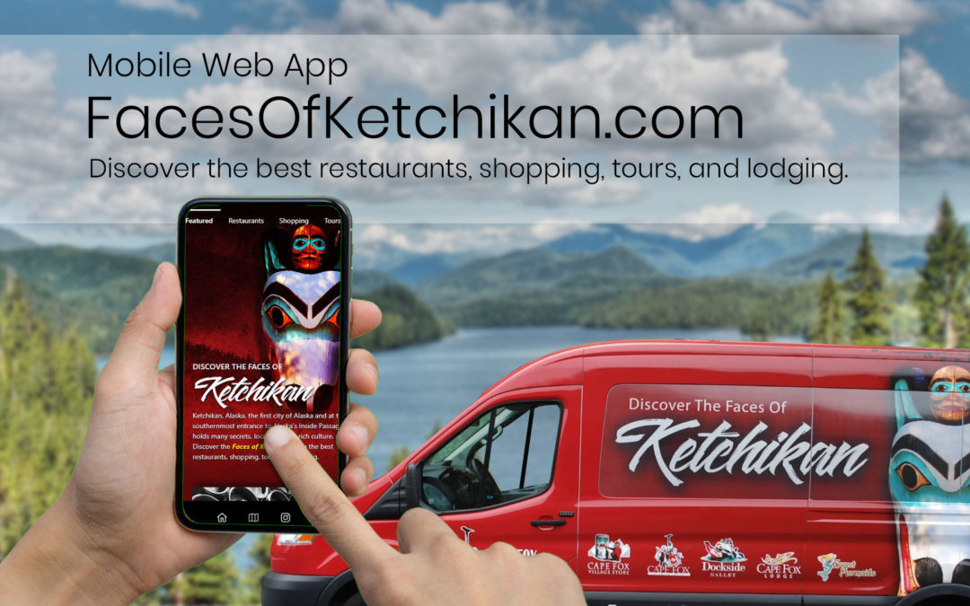 Faces of Ketchikan is Now at Your Fingertips in a New App!