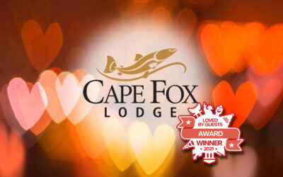 Cape Fox Lodge Feels the Love from Guests!  Hotels.com Awards Cape Fox Lodge with the Loved by Guests Award for 2021