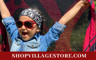 Bring Home A Taste of Alaska with the New Village Store Online Shop
